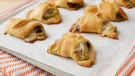 Italian Baked Ziti With Cheesy Crescent Pinwheels Recipe