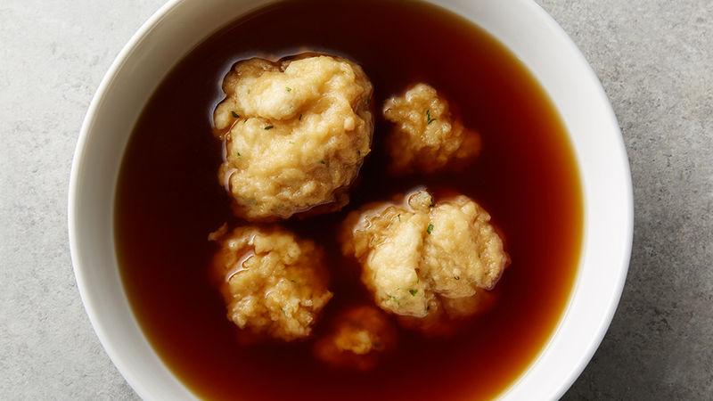Homemade Drop Dumplings