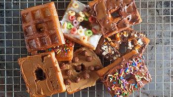 The Wonut (Waffle Donut)