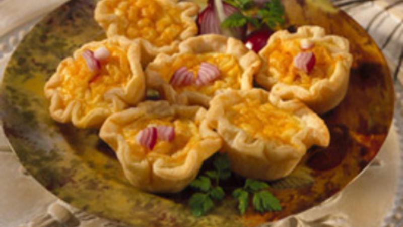 Caramelized Onion Tartlets