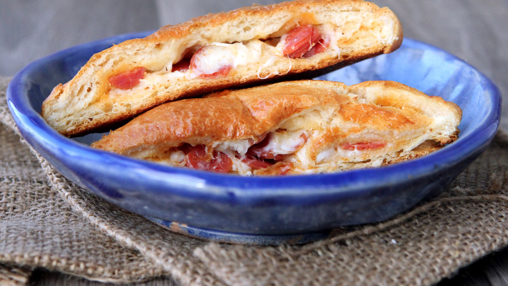 Pepperoni Pizza Hand Pies