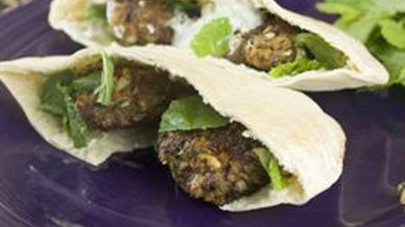 Lamb Falafel