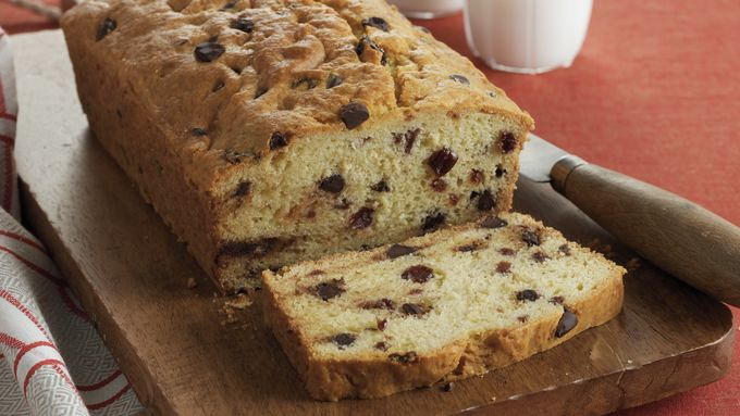 Chocolate-Cherry Bread