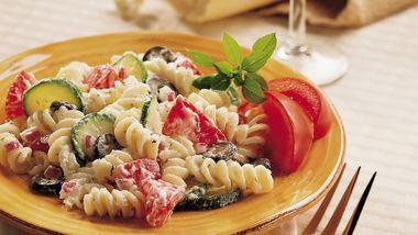 Creamy Italian Pasta Salad