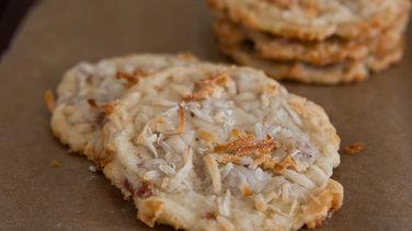 Coconut Date Cookies