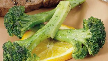 Orange-Ginger Broccoli