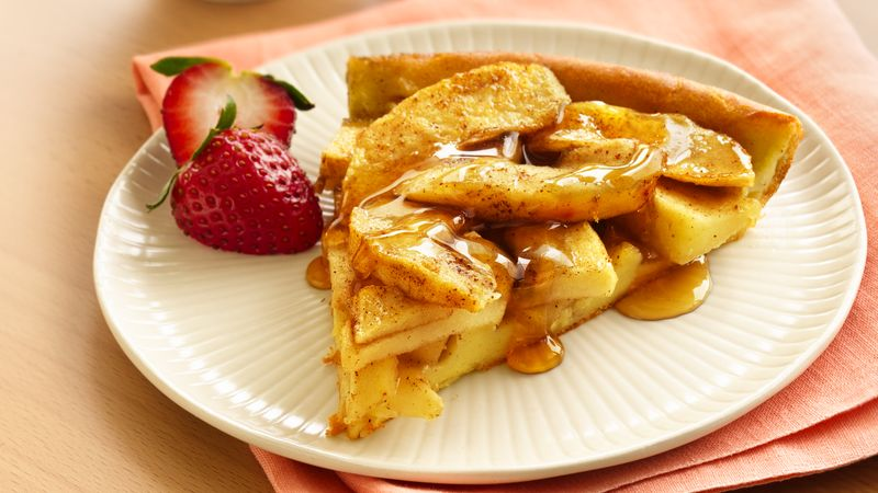 Apple Breakfast Wedges