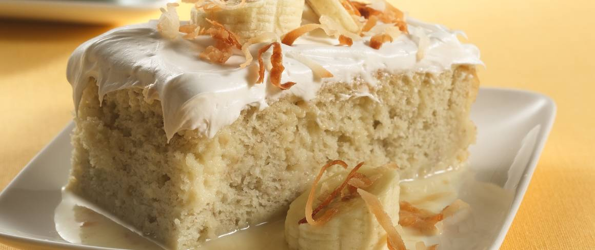 How to make: Tres leches cake
