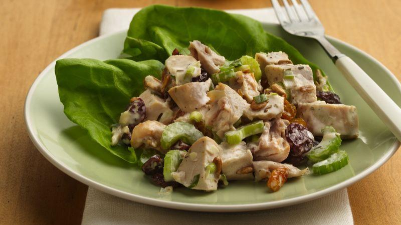 Trail Mix Chicken Salad