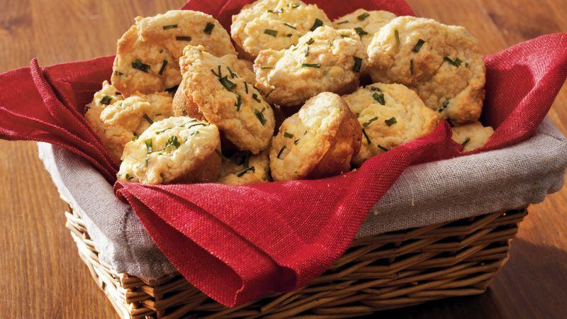 Sour Cream-Butter Muffins