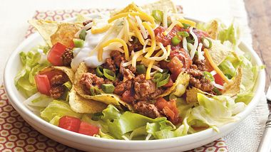 Chipotle Taco Salad