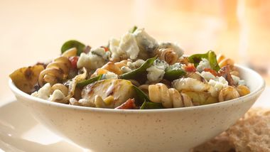 Cranberry, Bacon and Blue Cheese Pasta Salad recipe from ...