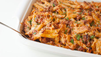 Classic Baked Mostaccioli