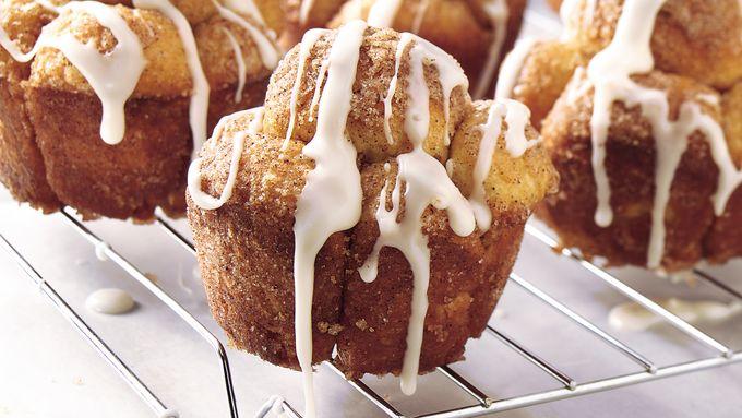 Bakery-Style Cinnamon Bursts