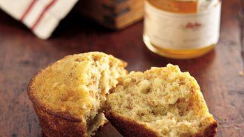 Honey-Bran Muffins