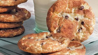 Gluten-Free Chocolate Chip Snickerdoodles