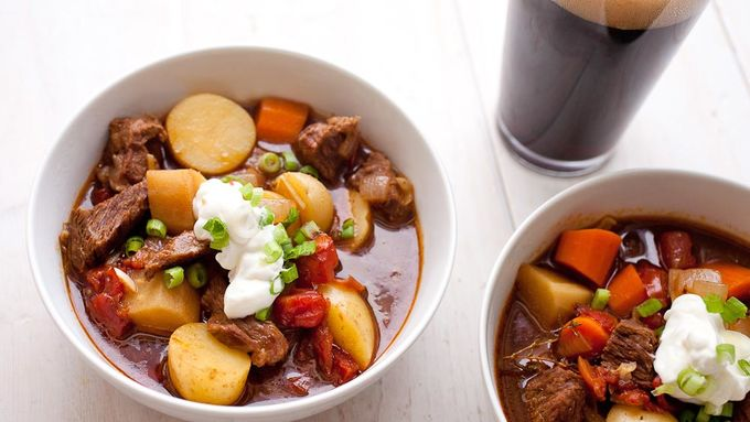 Guinness™ Beef Stew