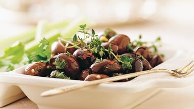 Marinated Olives
