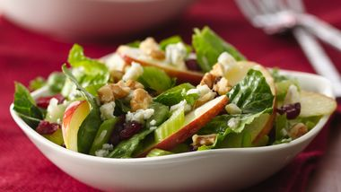 Celery and Apple Salad with Cider Vinaigrette
