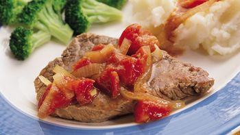 Braised Swiss Steak