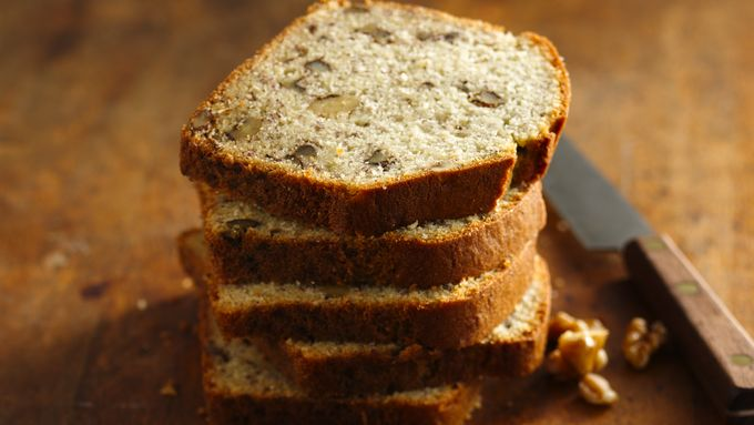 Gluten-Free Best Ever Banana Bread