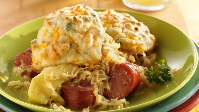 Polish Sausage Supper