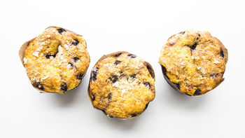 Copycat Costco™ Blueberry Muffins