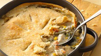 Gluten-Free Chicken Pot Pie