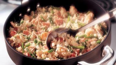 Quick Chicken Risotto