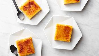 Crème Brûlée Cookie Bars