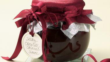Silky Chocolate-Caramel Sauce