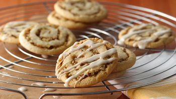 Brown Sugar-Pecan Pinwheel Cookies
