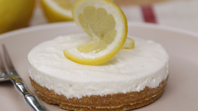 Limoncello No-Bake Cheesecake