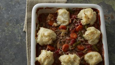 Garlic Shepherd's Pie