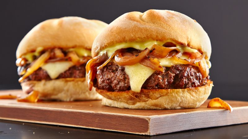 5 Napkin Signature Burger