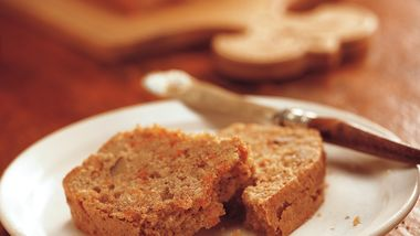 Carrot-Nut Bread