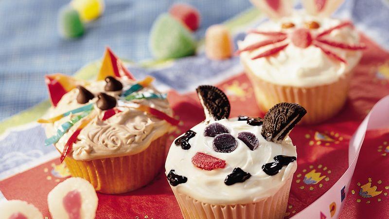 Cupcake Pet Parade