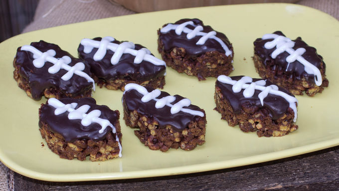 Chocolate Peanut Butter Cheerios® Bars