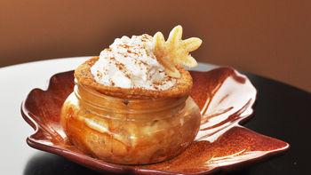 Pumpkin Pie-in-a-Jar