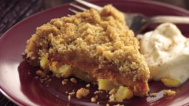 Dutch Apple-Pumpkin Crisp