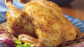 Beer-Brined Chicken