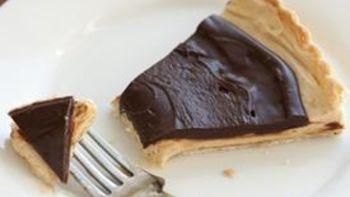 Silky Peanut Butter Tart