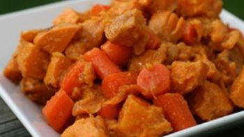 Sweet Potato and Carrot Salad