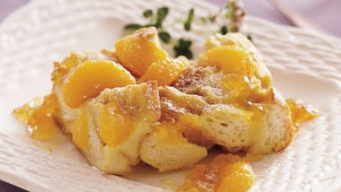 Orange French Toast Bake