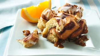 Cinnamon Roll Coffee Cake for a Crowd