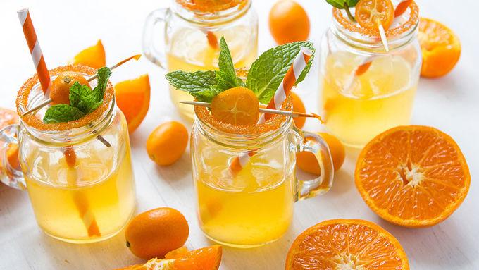 Mini Orange Shot