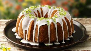 Fresh Citrus Summer Pound Cake