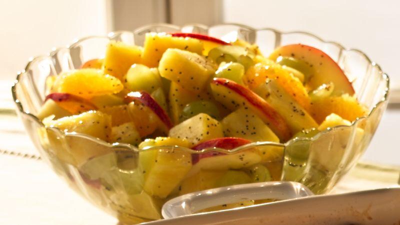Mixed Fresh Fruit Salad