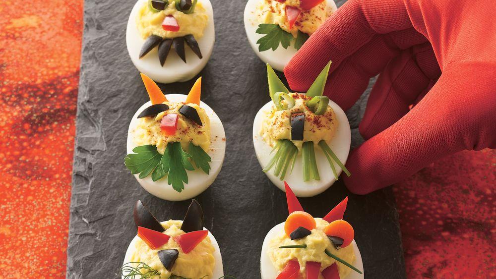 """Devilicious"" Eggs"