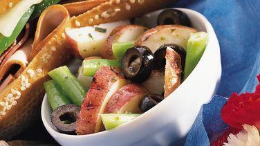 Vinaigrette Potato and Green Bean Salad